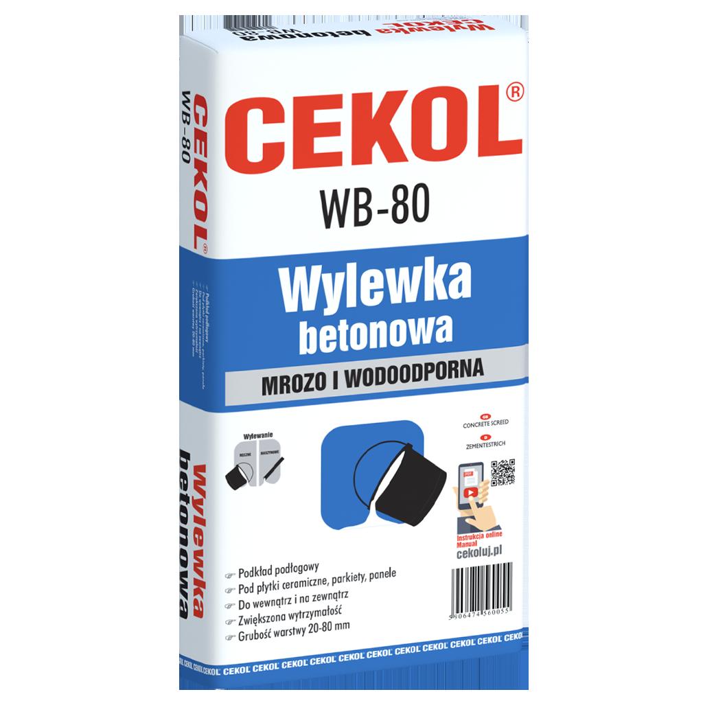 Cekol WB-80