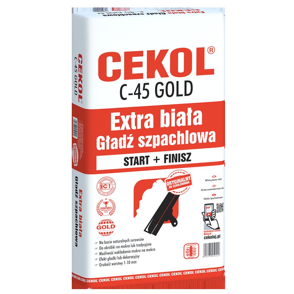Cekol C-45 GOLD
