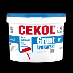 Cekol GT-86_ Grunt tynkarski koncentrat